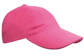 kinder cap, brushed cotton