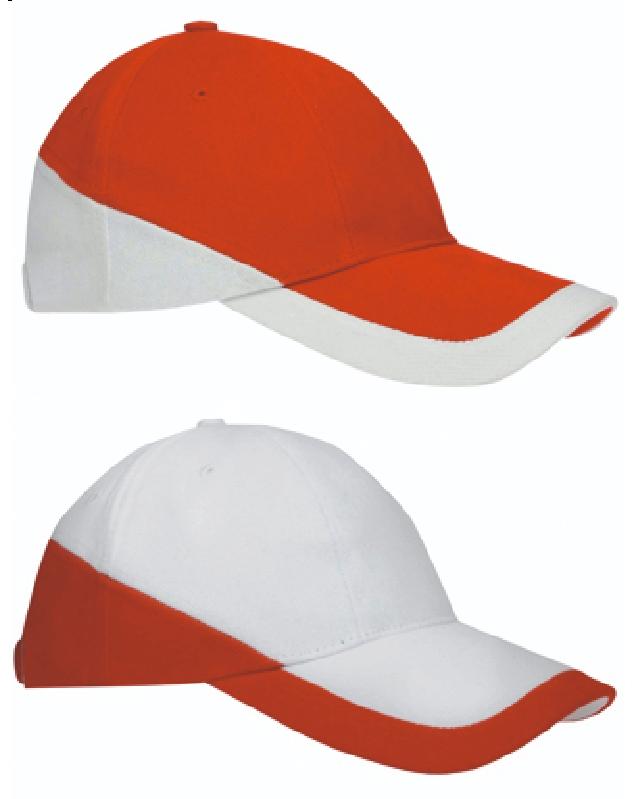 duo colour cap