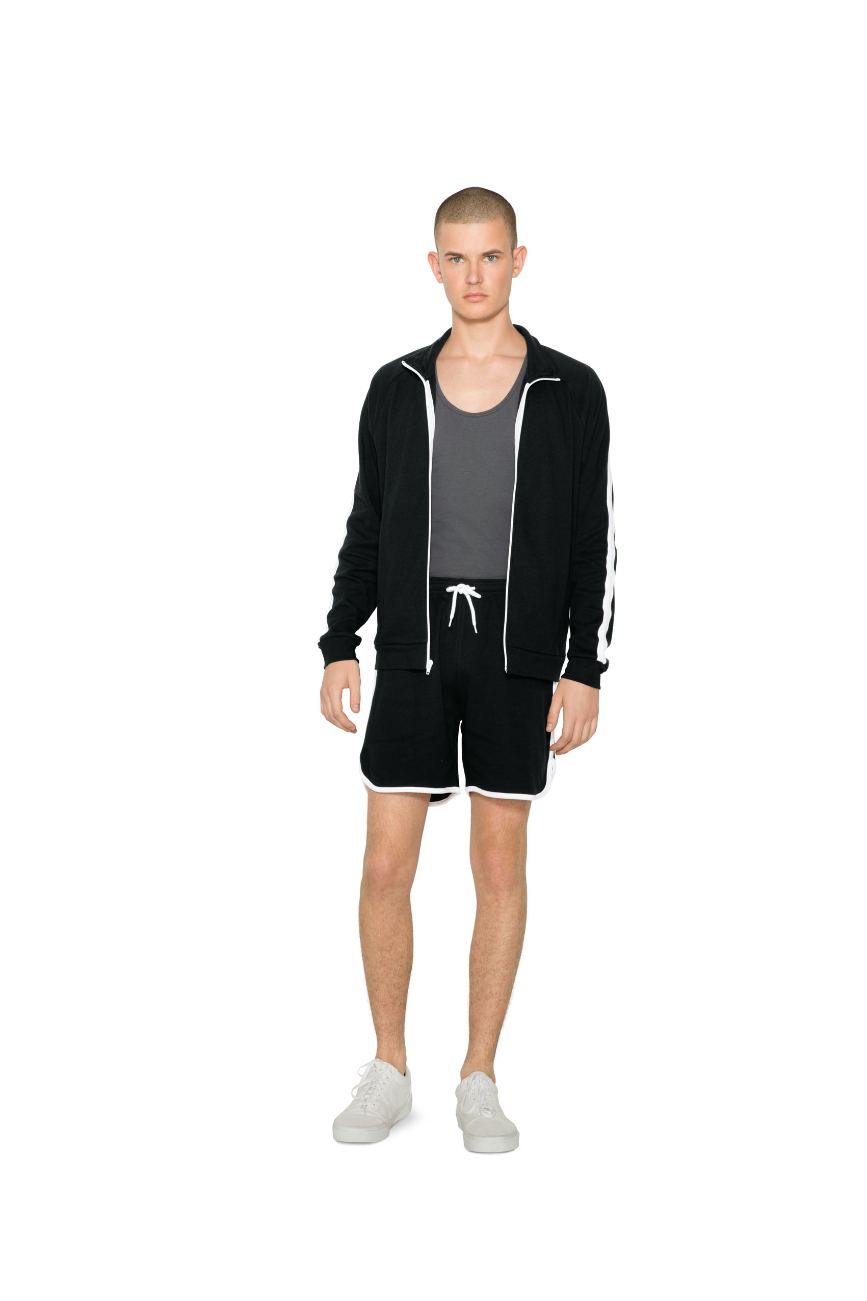 AMA Interlock basketball shorts For Him