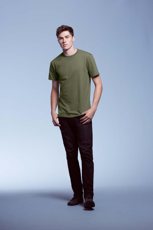 Anvil T-shirt Organic Lightweight