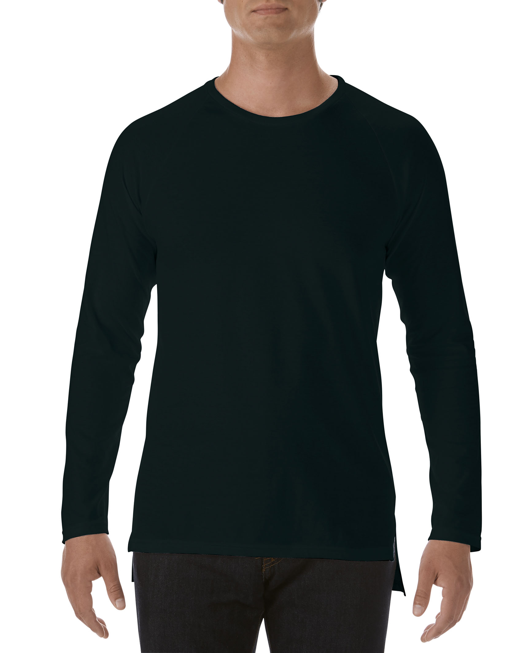 Anvil Fashion Basic Long & Lean Tee LS for him