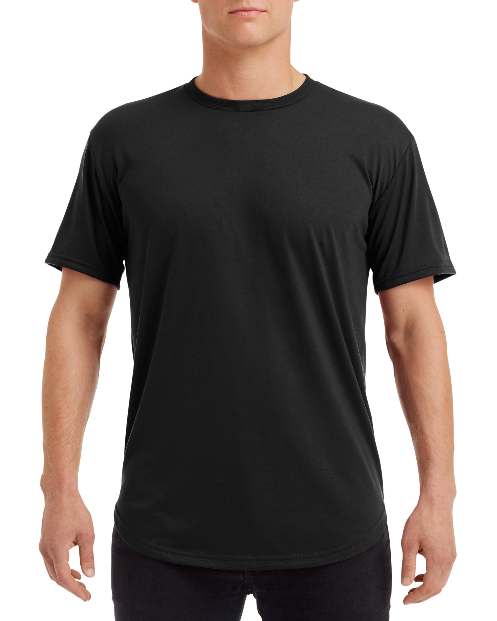 Anvil T-shirt Adult Curve Tee