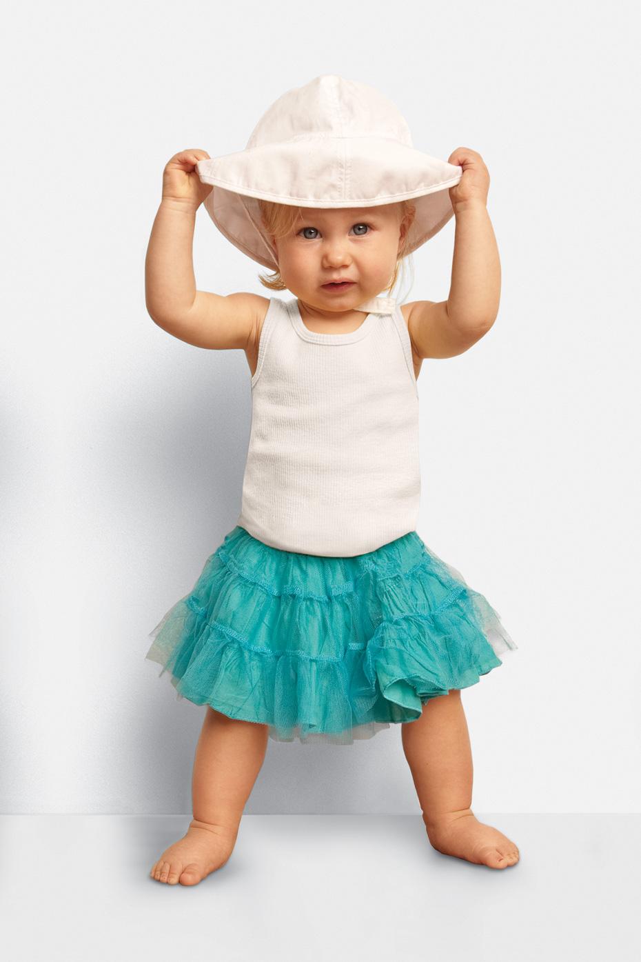 Bel+Can Baby Tanktop 2x1 Rib