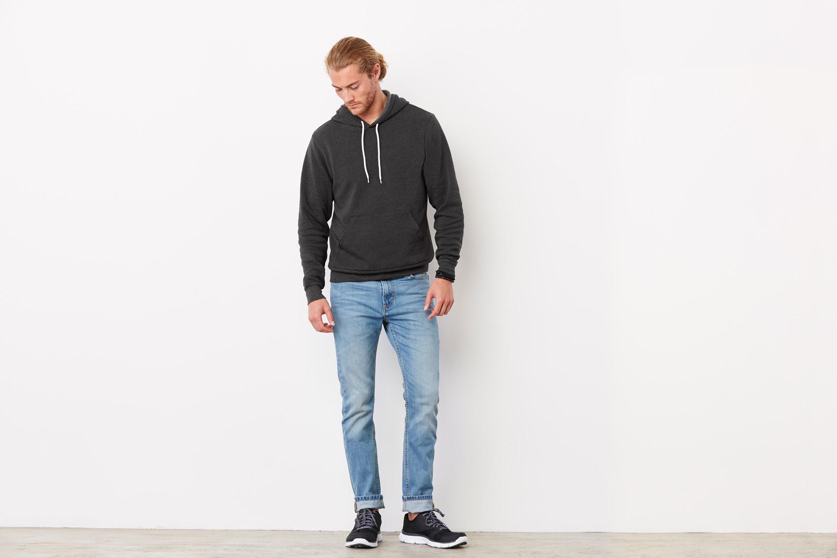 Bel+Can Sweater Hood Unisex