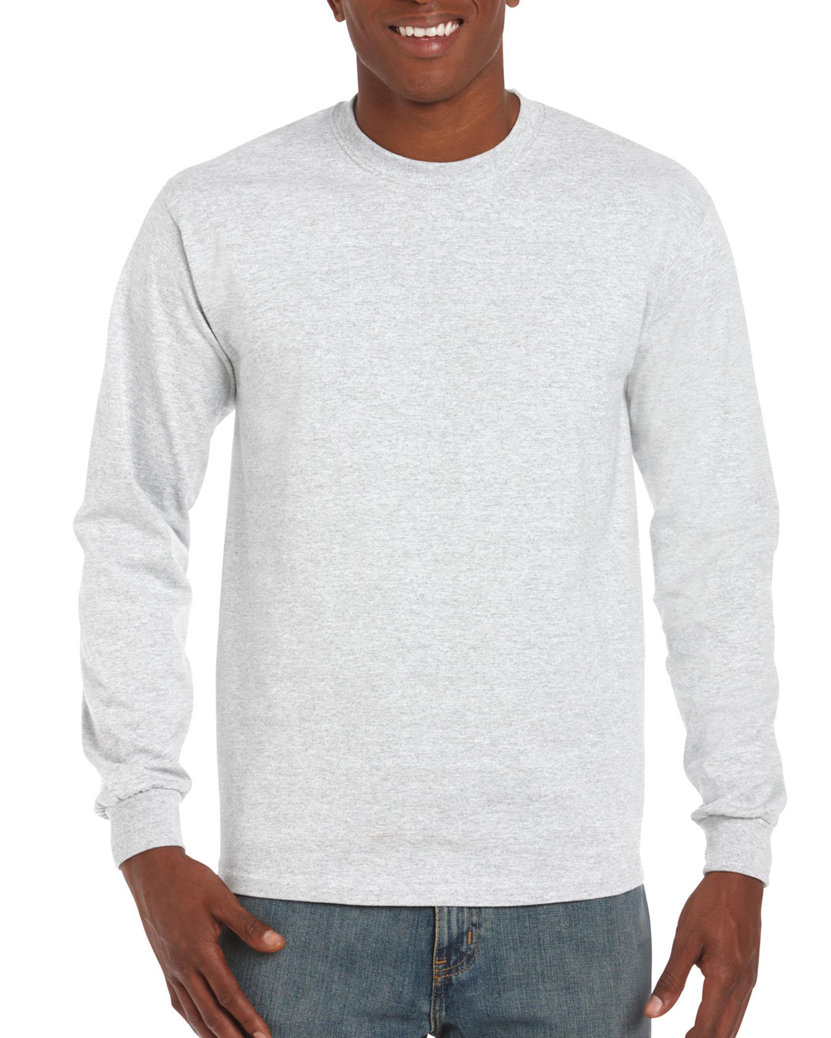 Gildan T-shirt Ultra Katoen Lange mouw