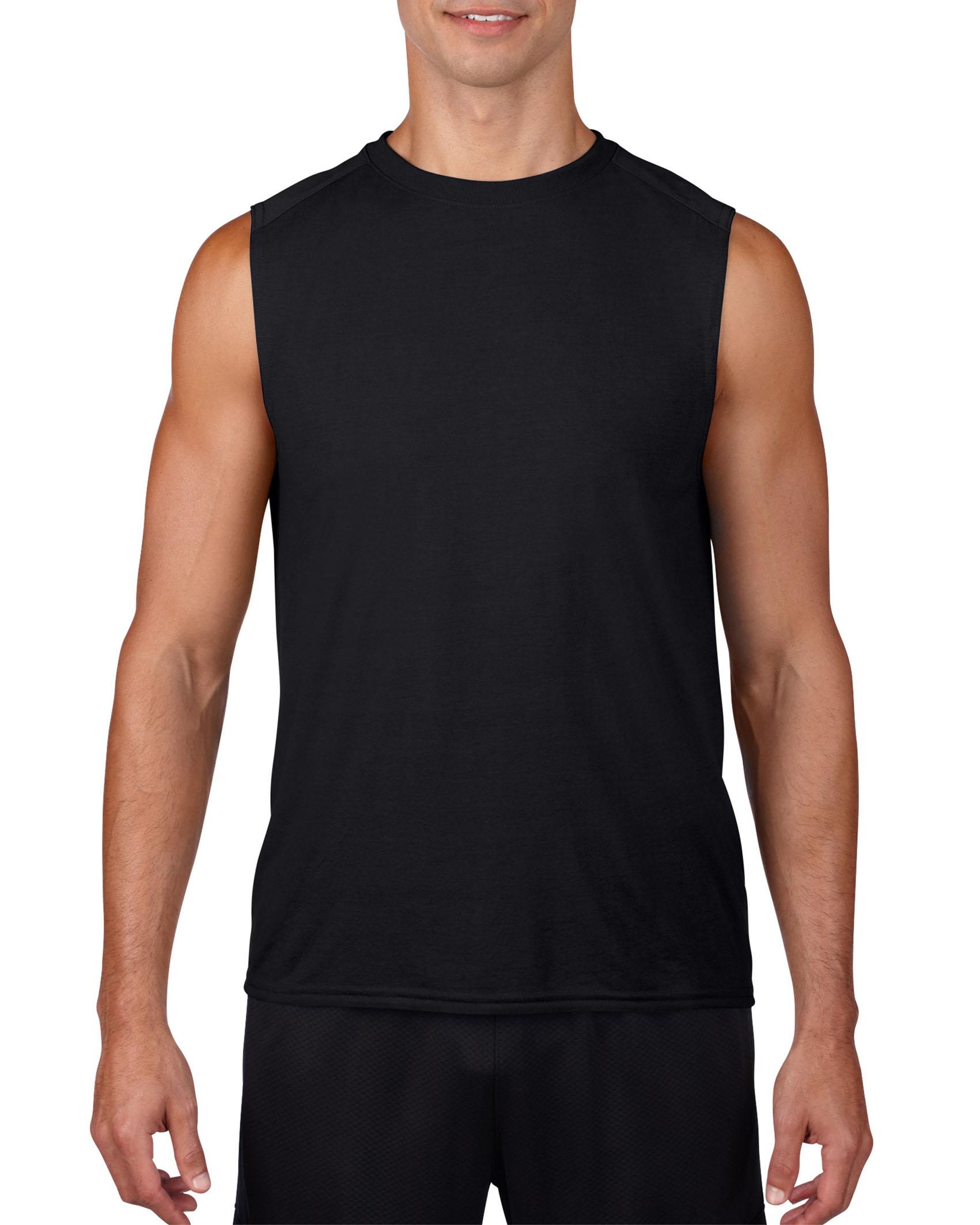 Gildan T-shirt Performance Mouwloos