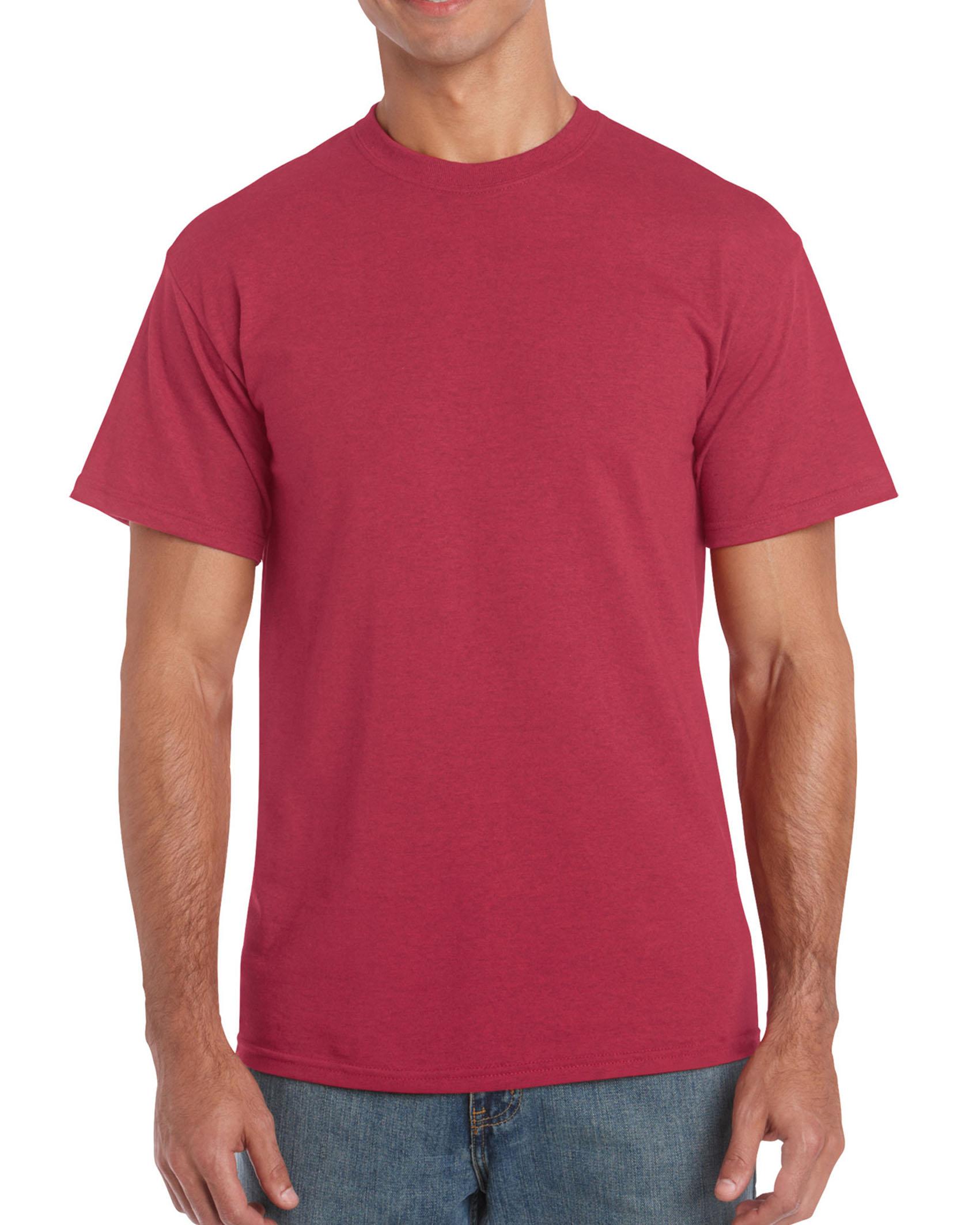 Gildan T-shirt Heavy Katoen voor Heren