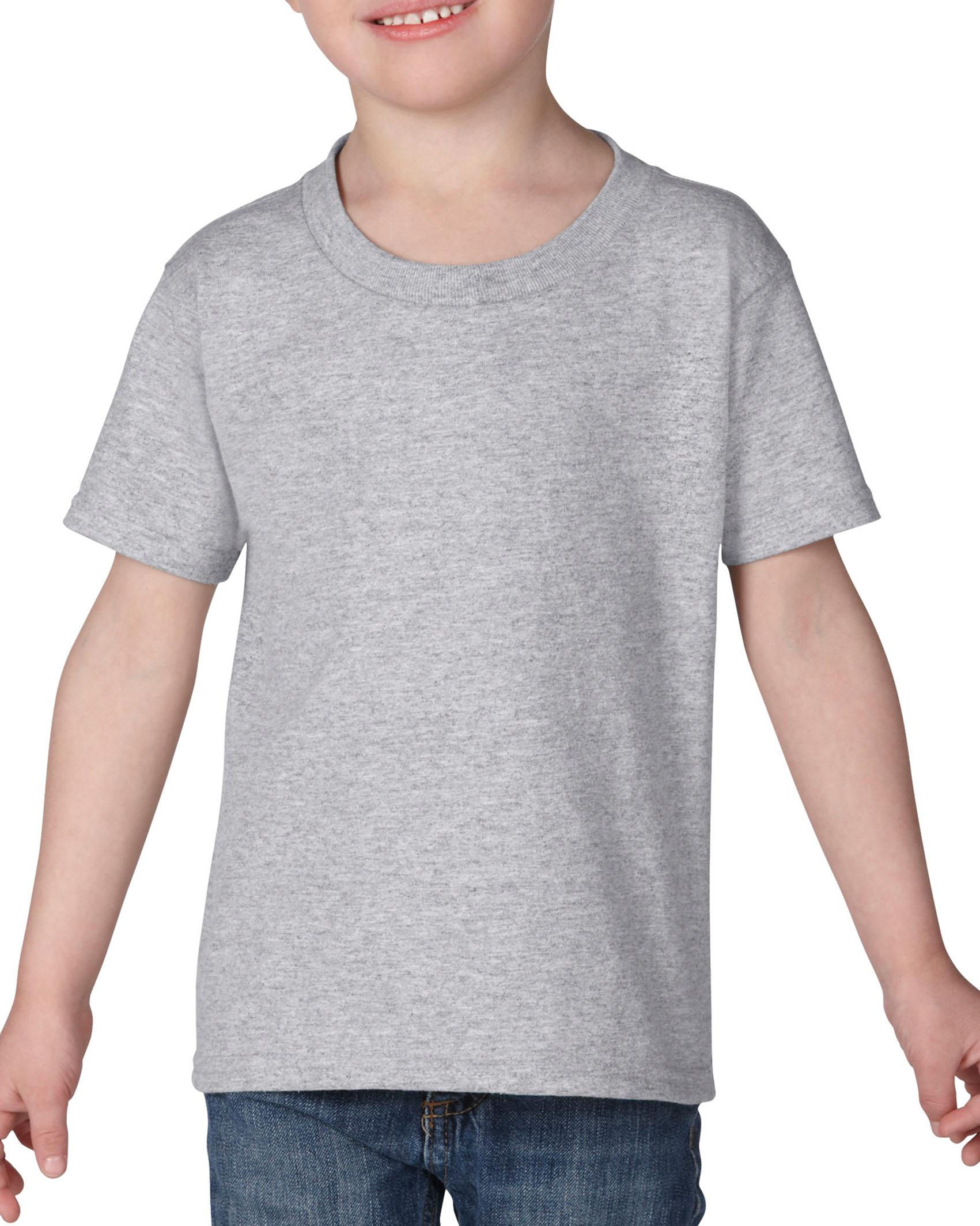 Gildan Peuters T-shirt Heavy Katoen