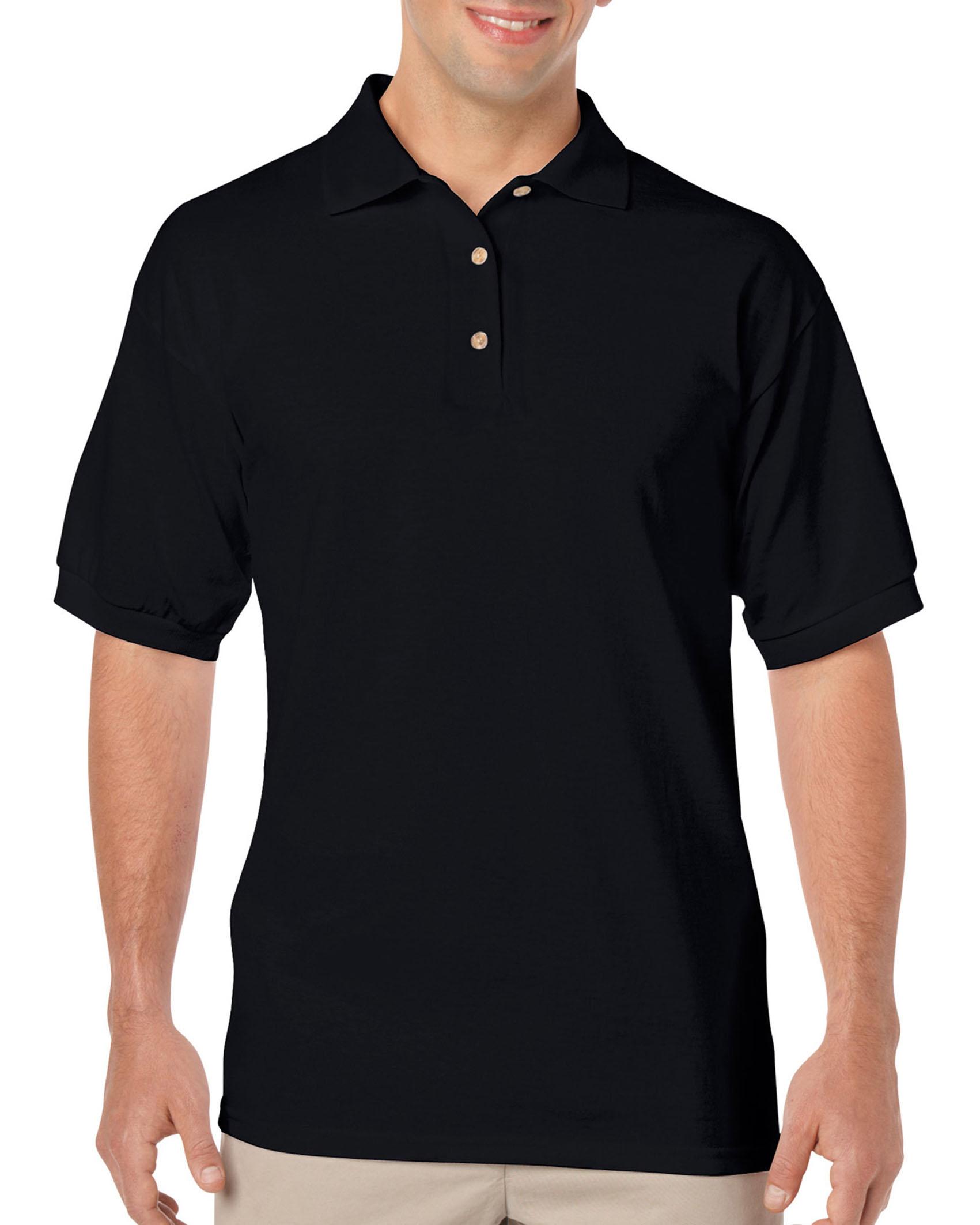 Gildan Polo Jersey Dryblend