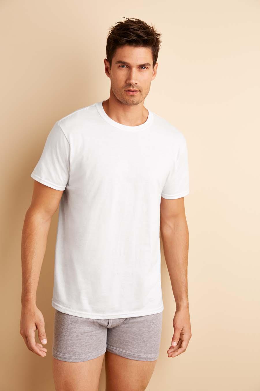 Gildan UW T-shirt Crewneck 4-pack