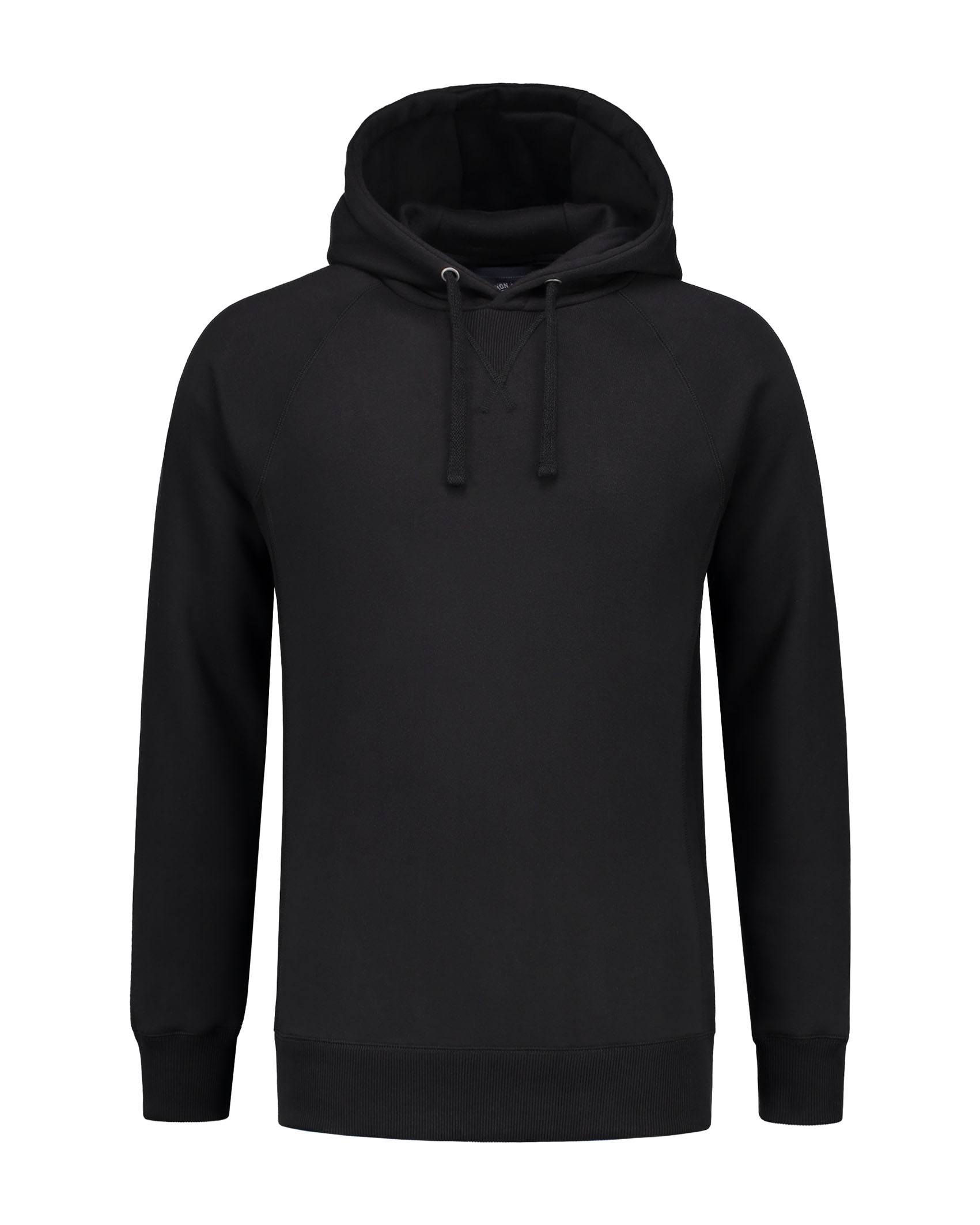 L&S Heavy Sweater Hooded Raglan for him