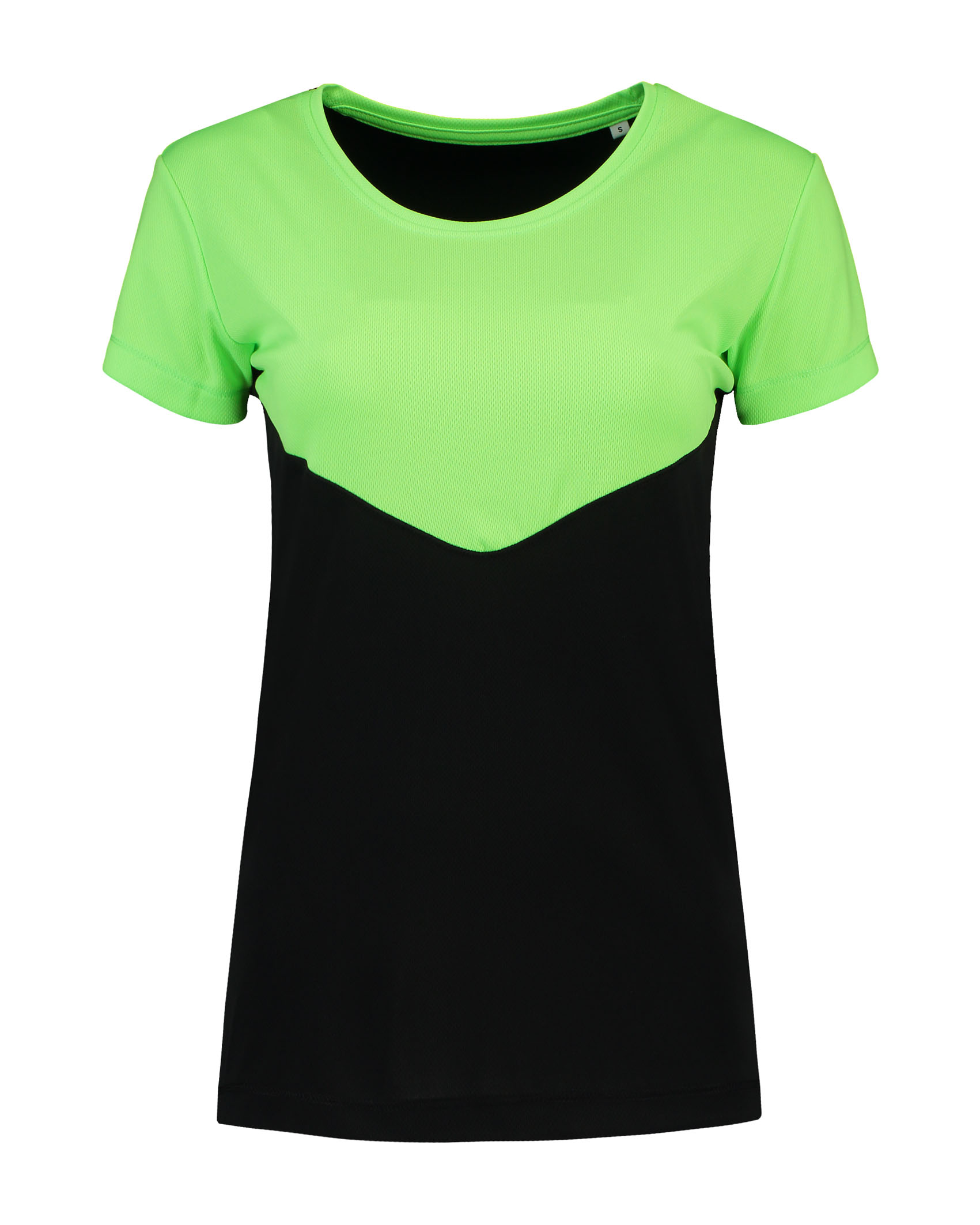 L&S Contrast Sports T-shirt for her