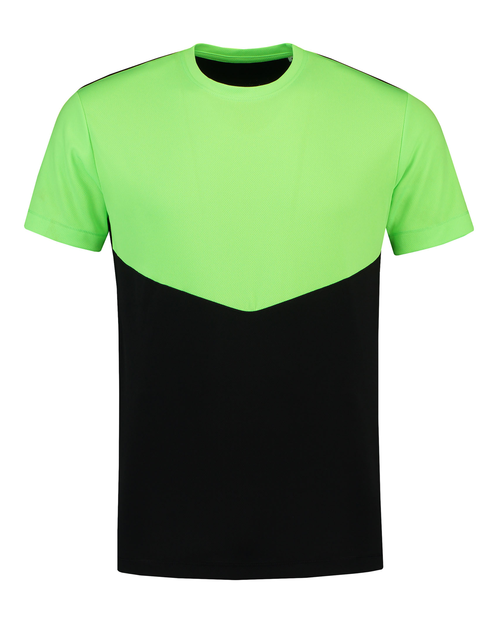 L&S T-shirt Contrast Sport SS for him
