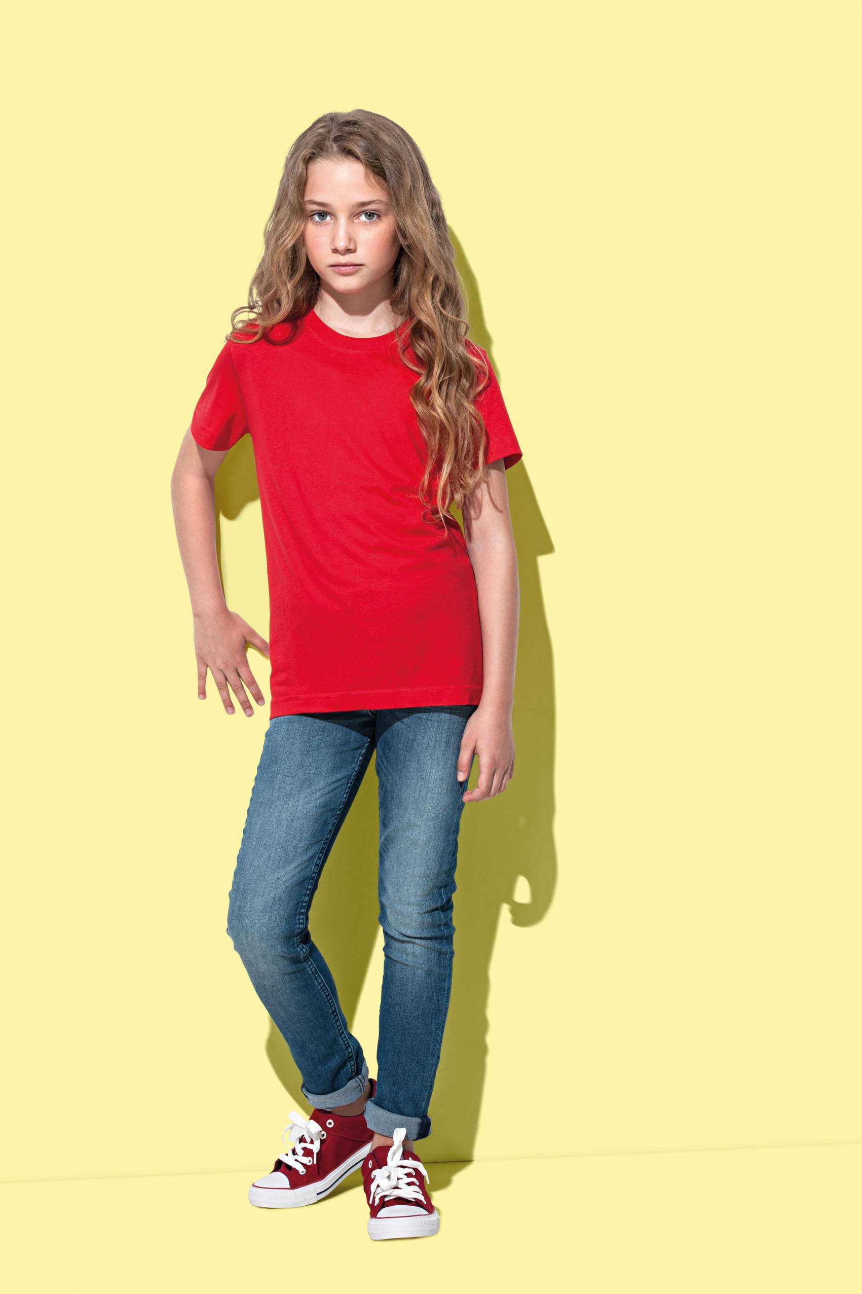 Stedman T-shirt Classic-T voor Kinderen