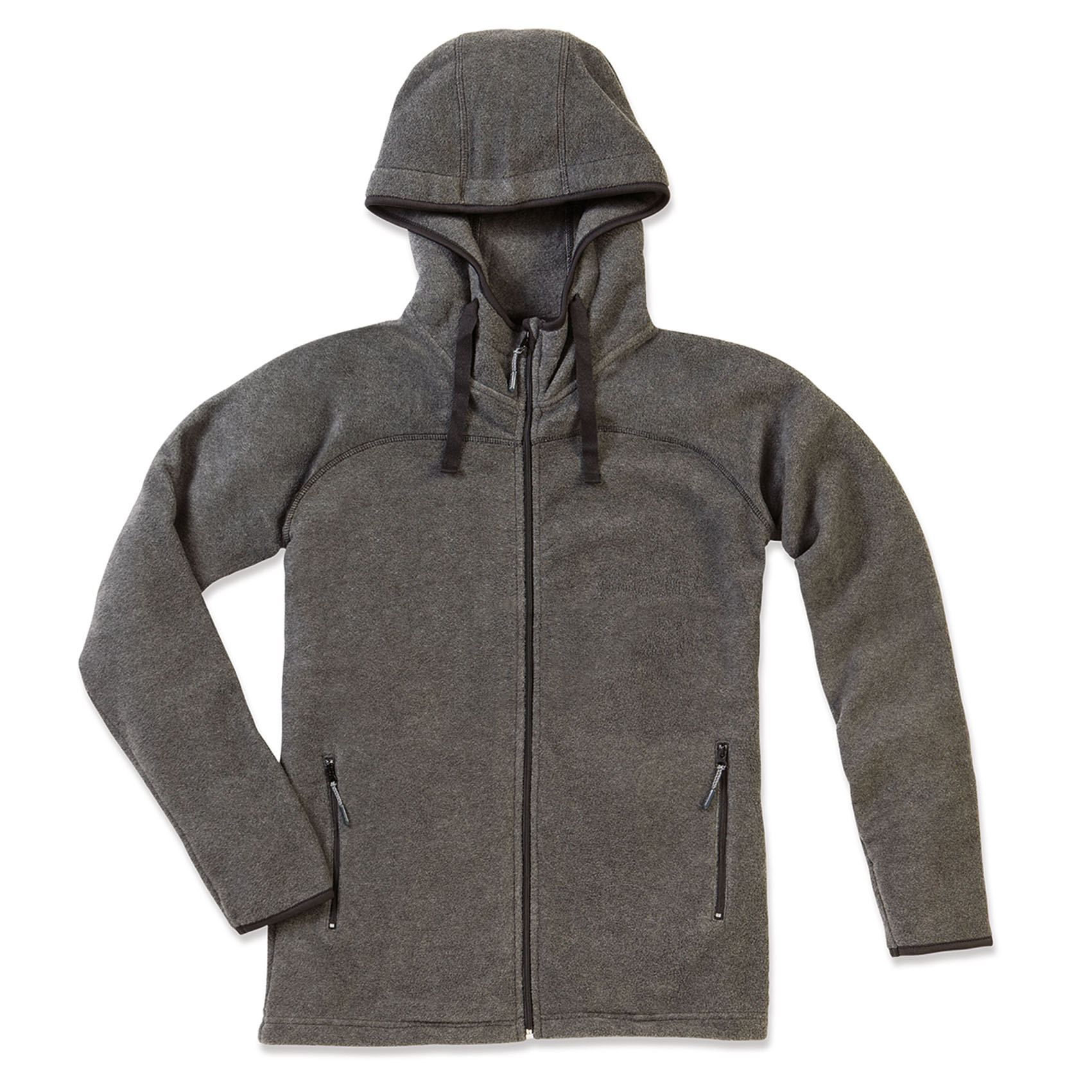 Stedman Power Fleece Cardigan Hooded Activ for him