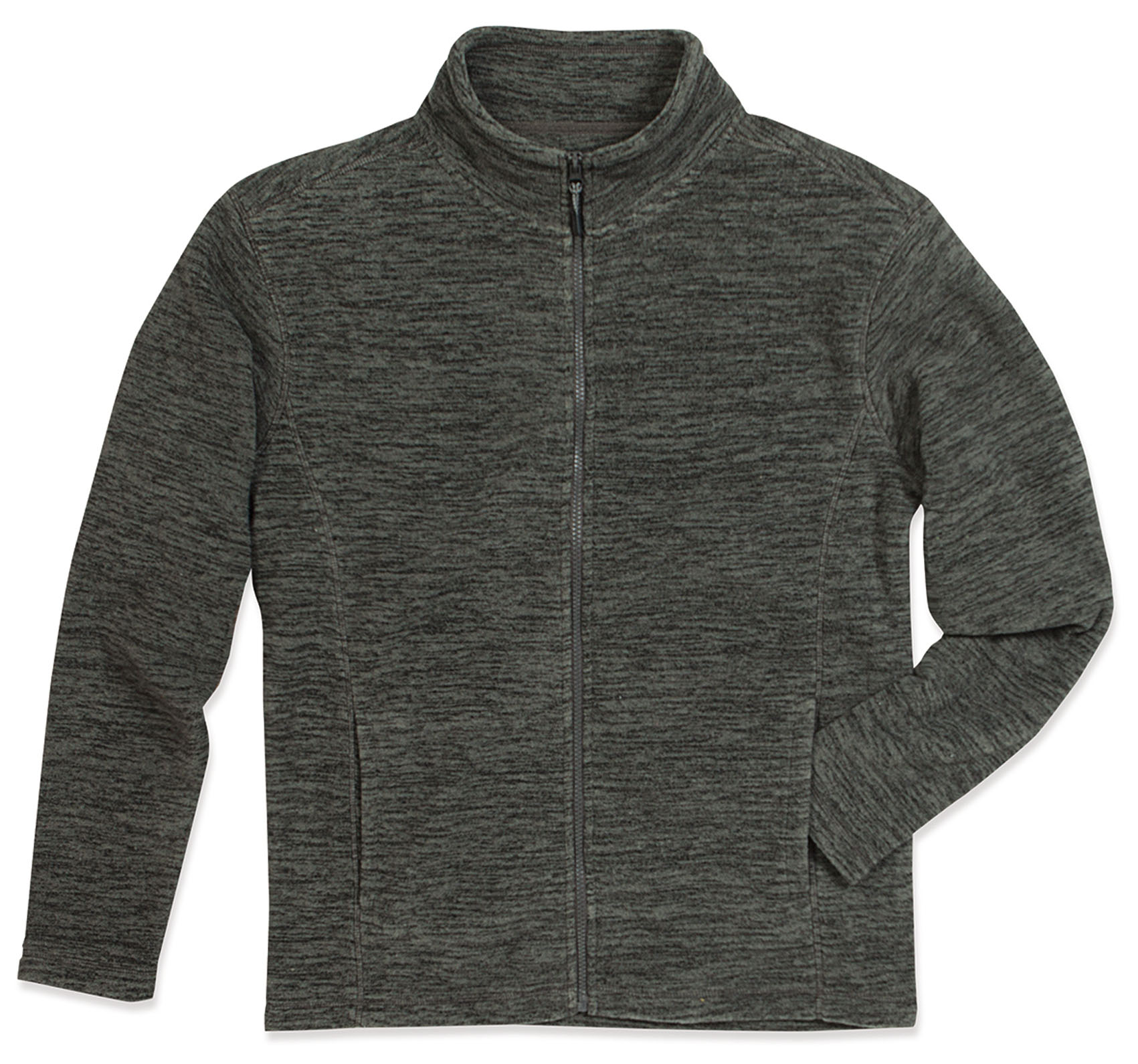 Stedman Melange Fleece Cardigan Active for him