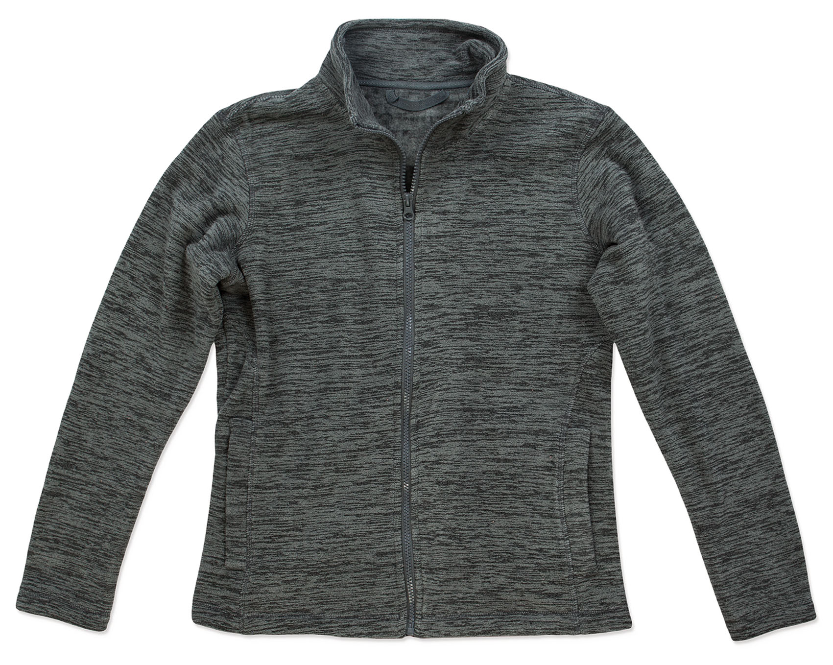 Stedman Melange Fleece Jacket Active for her