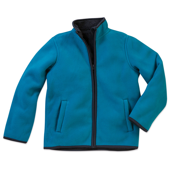 Stedman Teddy Fleece Cardigan Active for kids