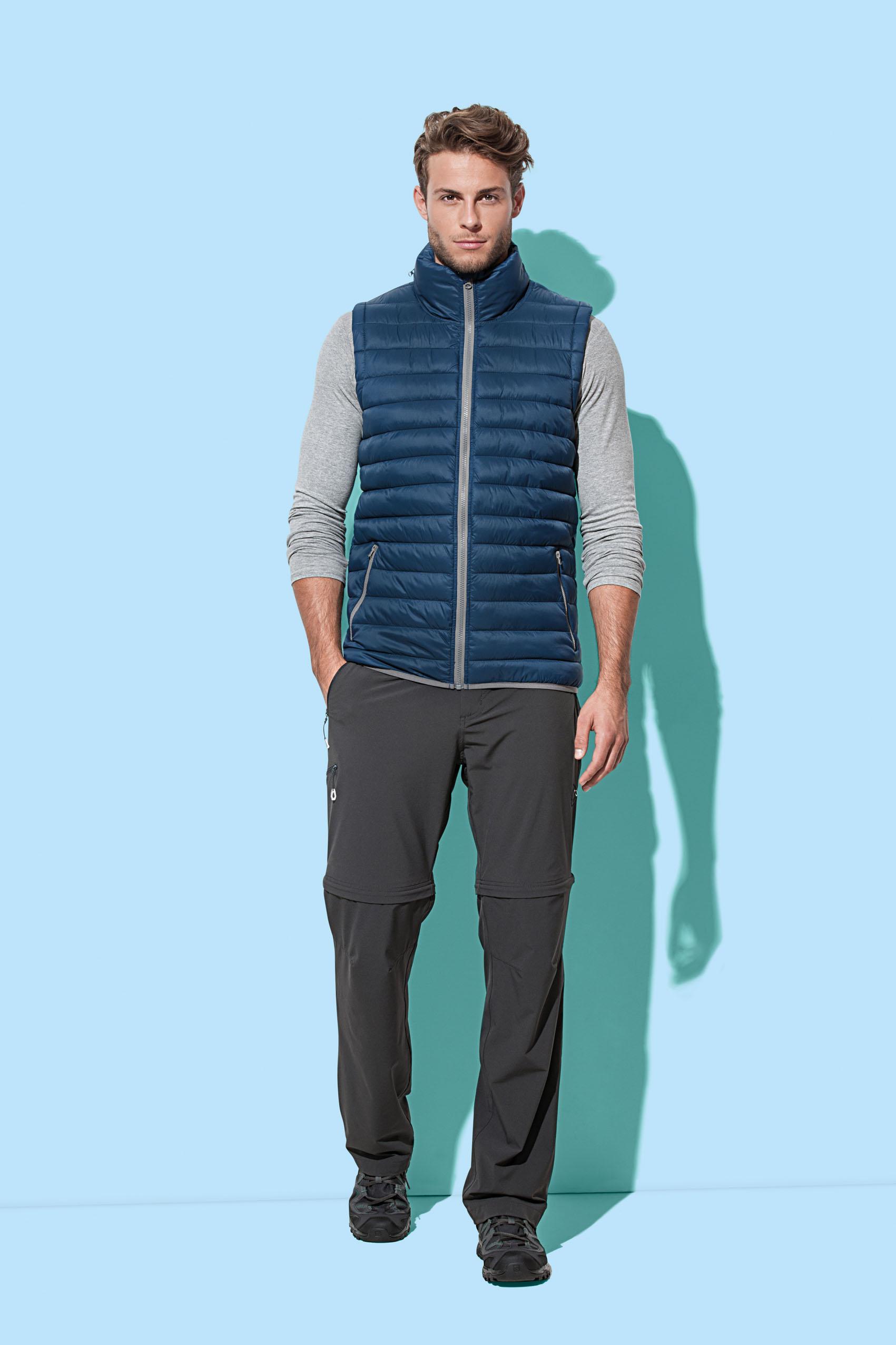 Stedman Gevoerde Vest Actief voor Heren