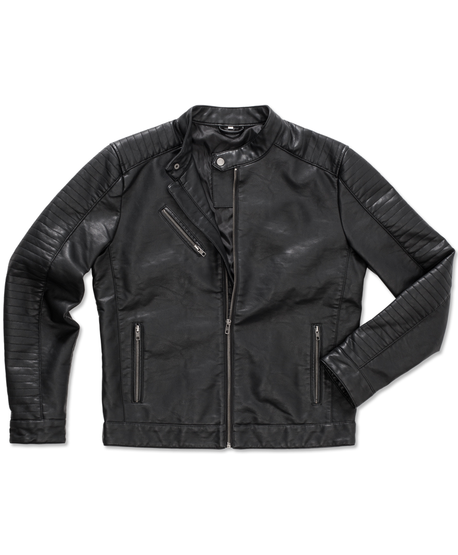 Stedman Jacket Biker for him