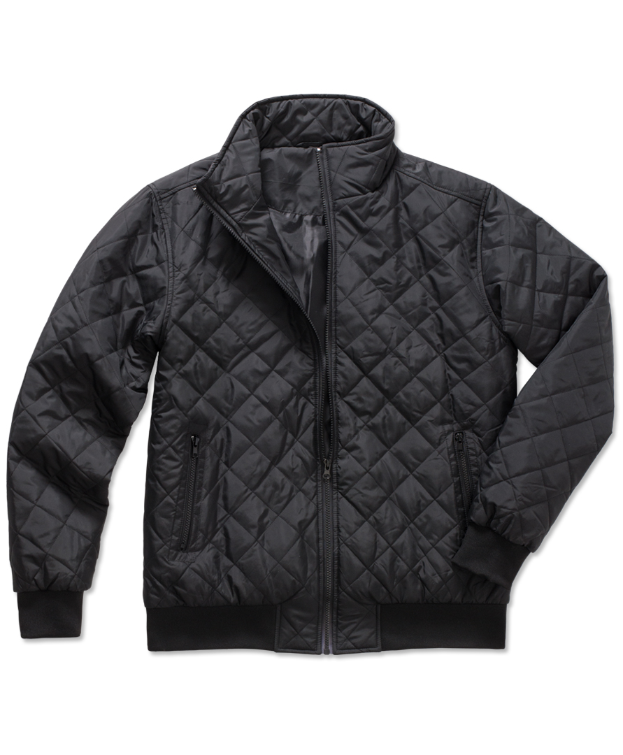 Stedman Jacket Quilted Blouson for him