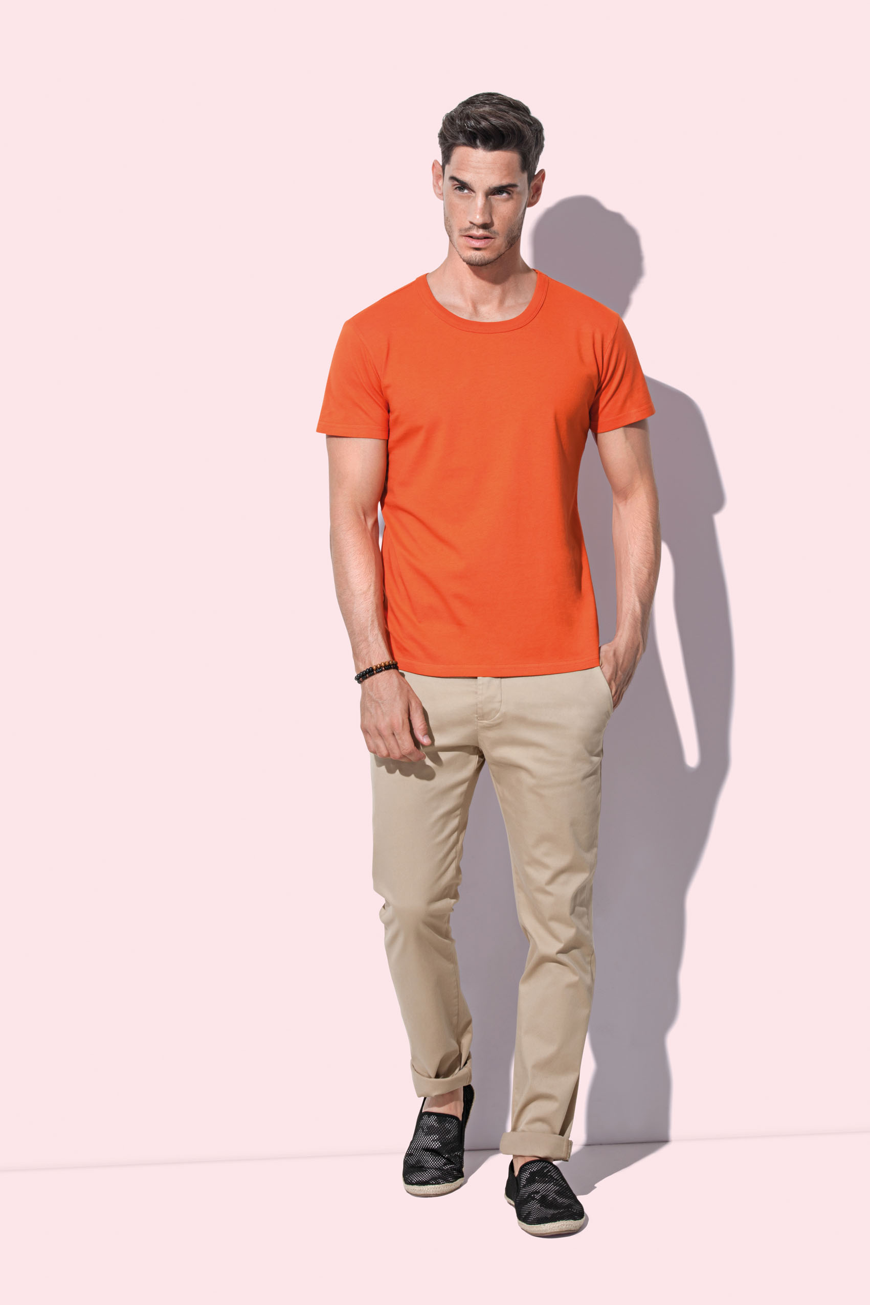 Stedman T-shirt Ronde hals Ben