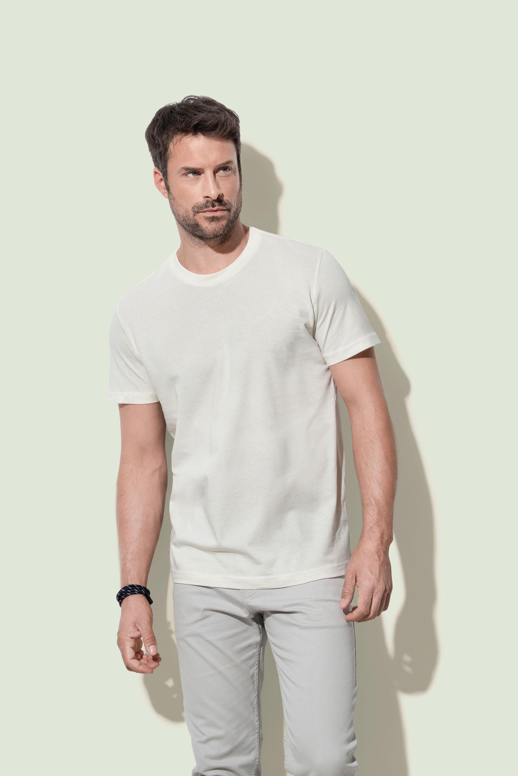 Stedman T-shirt Ronde hals James voor Heren