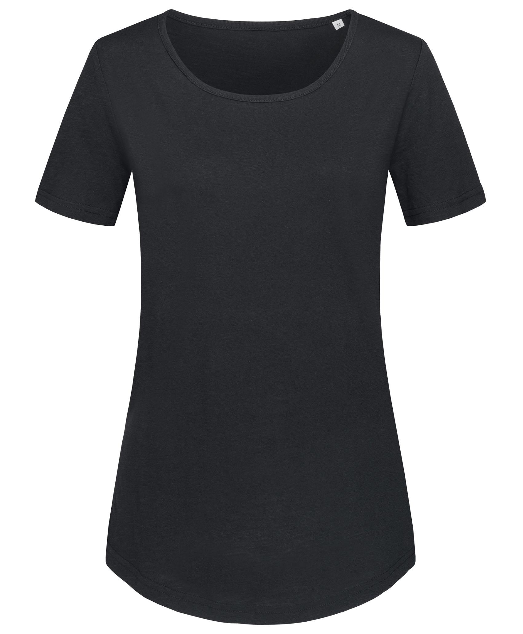 Stedman T-shirt Crewneck Organic slub SS for her