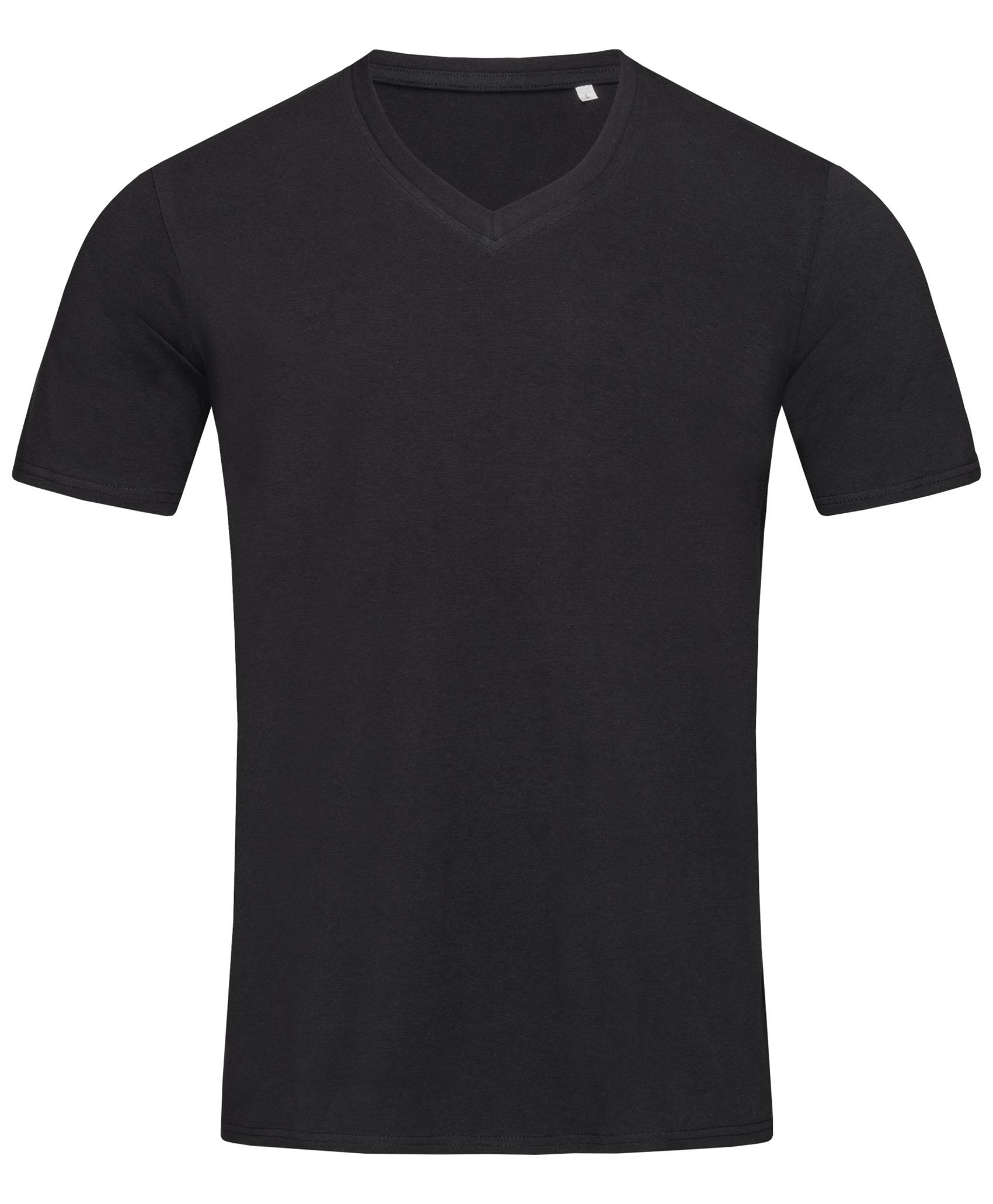 Stedman T-shirt Deep V-neck Dean SS