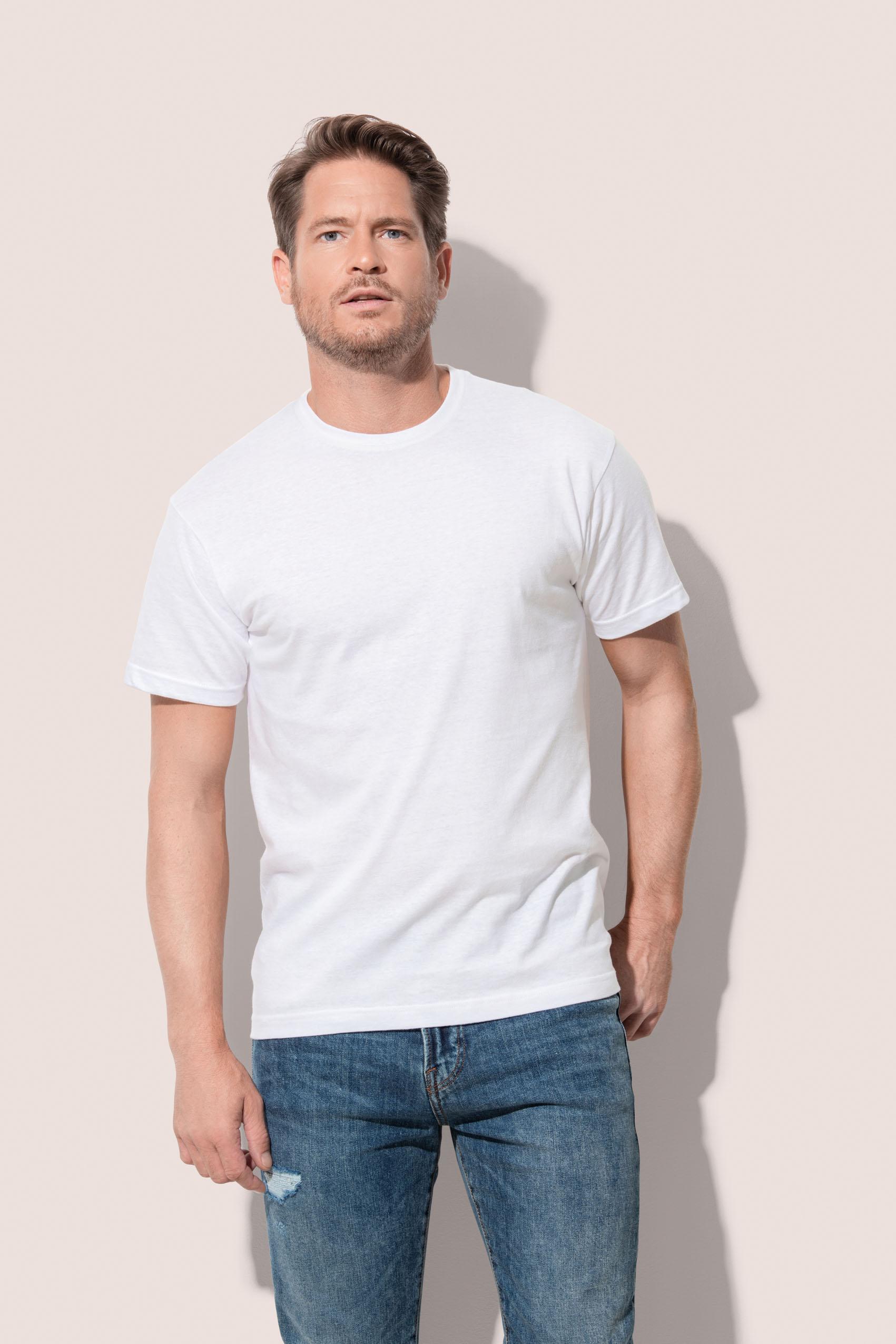 Stedman T-shirt NANO voor Heren